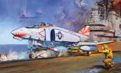 "Academy 1/48 F-4B Phantom ""VF-111 Sundowners"""