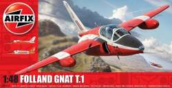 Airfix 1/48 Folland Gnat T.1