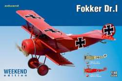 Eduard 1/48 Fokker Dr.I Richthofen Weekend Edition