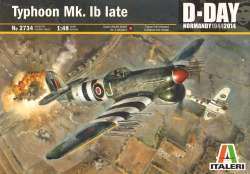 Italeri 1/48 Hawker Typhoon Mk.Ib Late