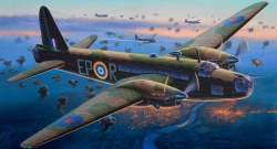 Revell 1/72 Vickers Wellington Mk.II